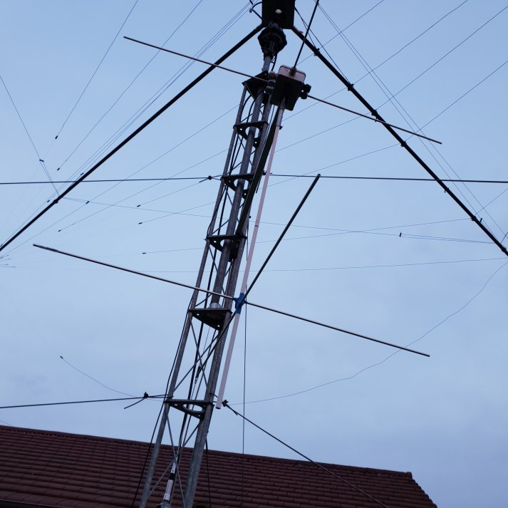 Antenne Turnstyle Home Made
